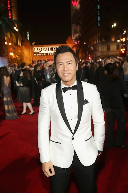 Donnie Yen dan Karakter Chirrut Imwe Di Star Wars 'Rogue One'