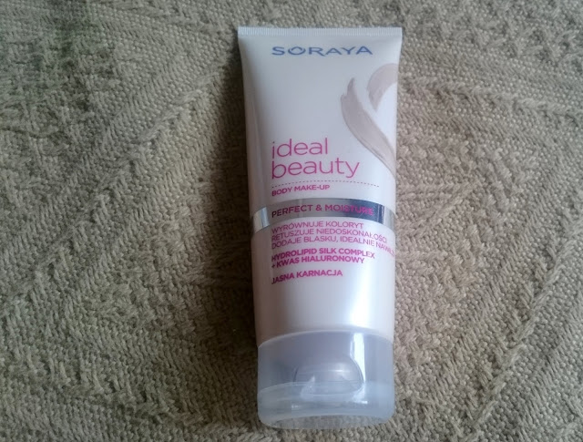 2098. Soraya Ideal Beauty Body Make Up balsam korygujący wyrównujący koloryt skóry