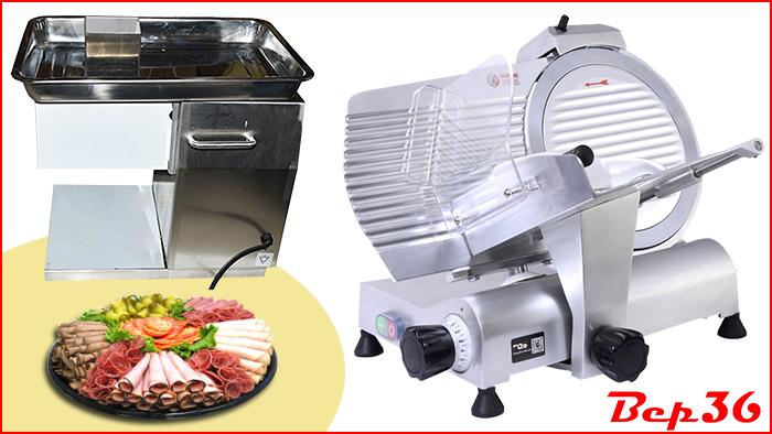 hình ảnh máy thái thịt