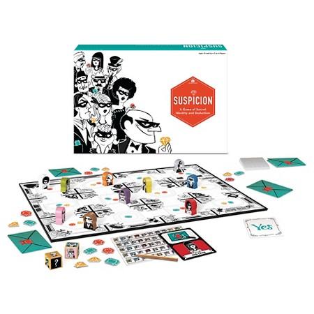 Suspicion Board Game from Wonder Forge.