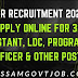 ICCR Recruitment 2020. Apply Online For 32 Assistant, LDC, Programme Officer & Other Posts