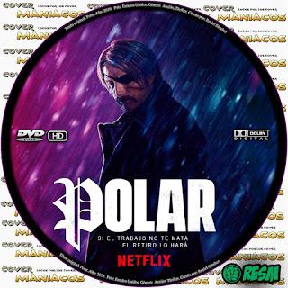 GALLETA - [COVER NETFLIX] POLAR - 2019