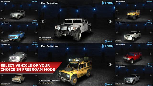 تحميل لعبة OffRoad Drive Desert مدفوعة كاملة للاندرويد