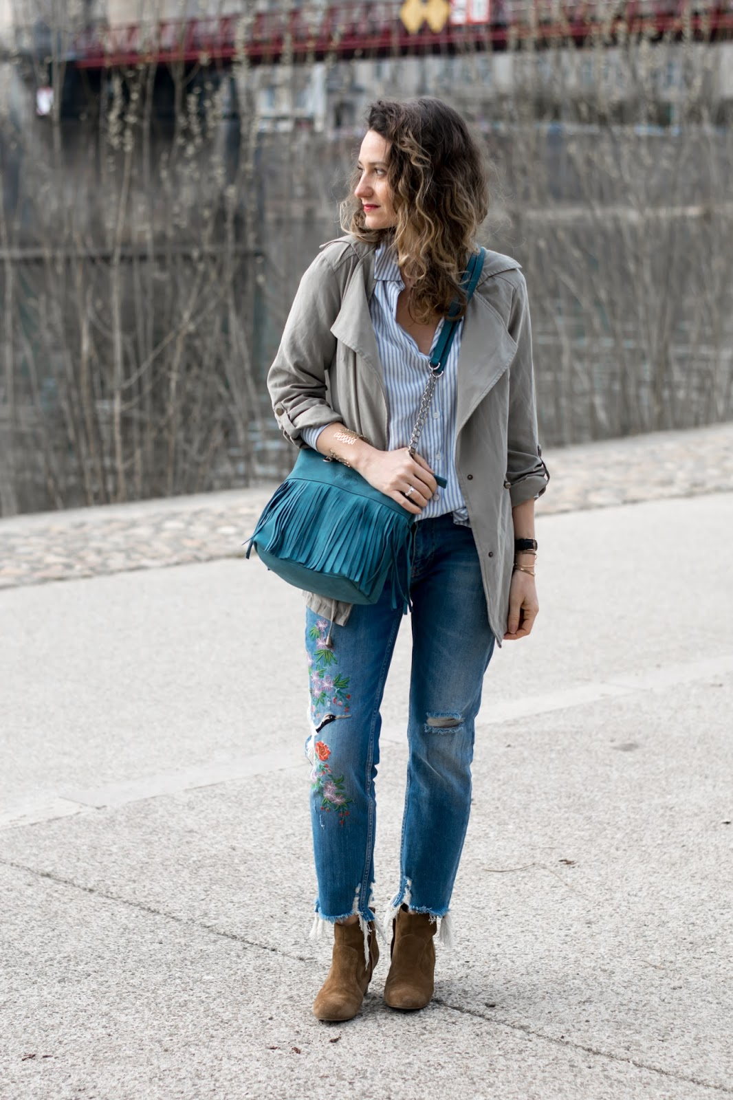 Lyon blog mode
