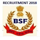 BSF SI Works Recruitment 2018