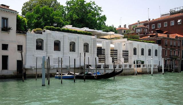 collezione guggenheim venezia opere