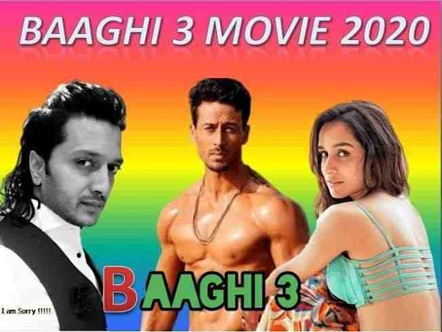 Baaghi 3 Full Movie 2020 - Baaghi 3 Full Movie (2020) Review Cast & Release Date