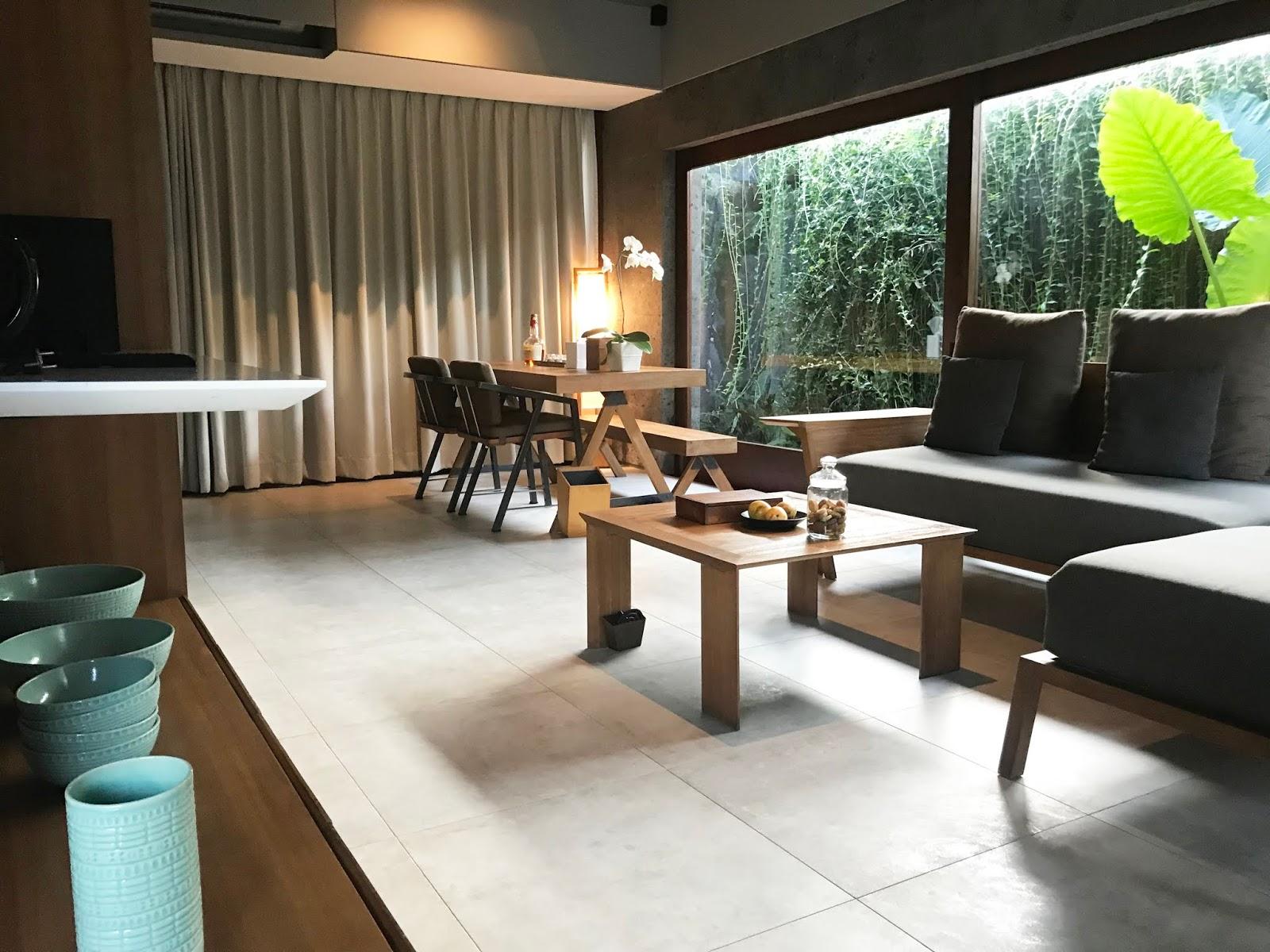 The Santai Living Room
