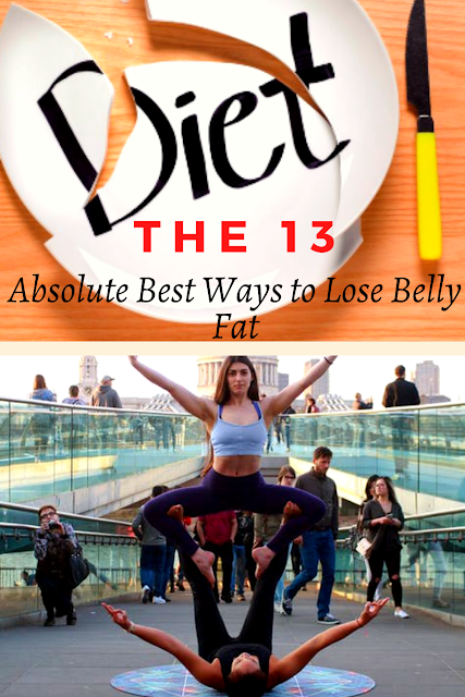 The 13 Absolute Best Ways to Lose Belly Fat