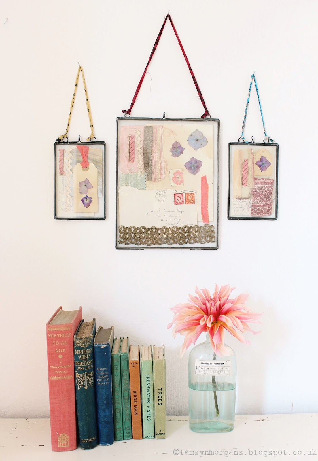 Display Frames from Rose & Grey