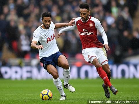 Người hùng của Tottenham