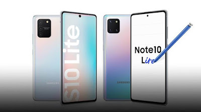 Spesifikasi Samsung Galaxy Note 10 Lite