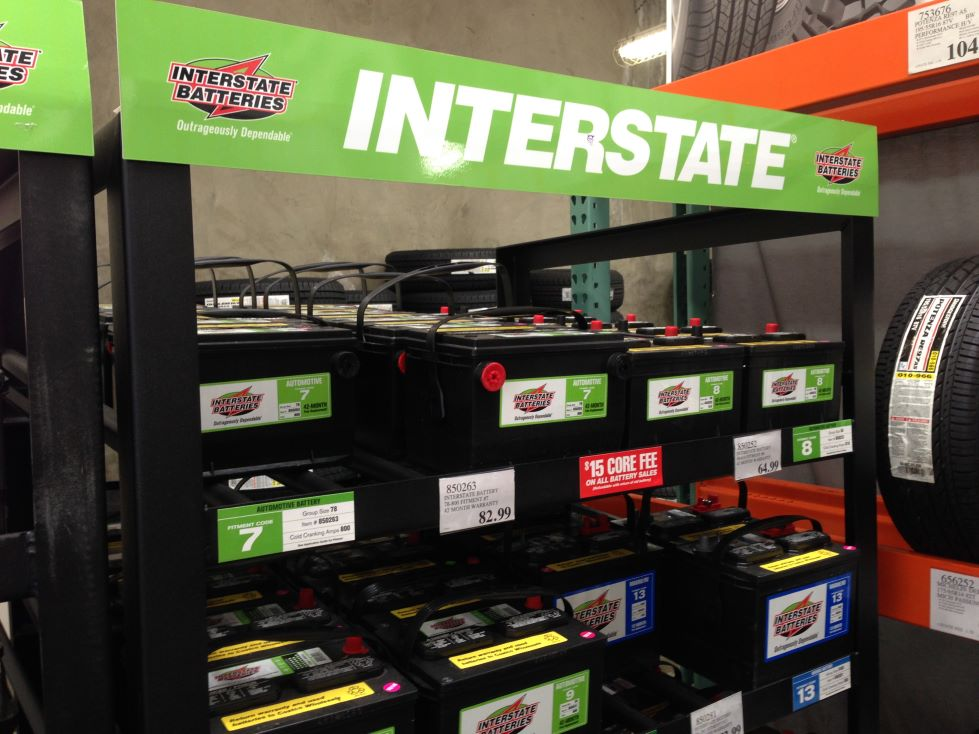 Interstate Car Battery Prices >> Costco Car Battery Price