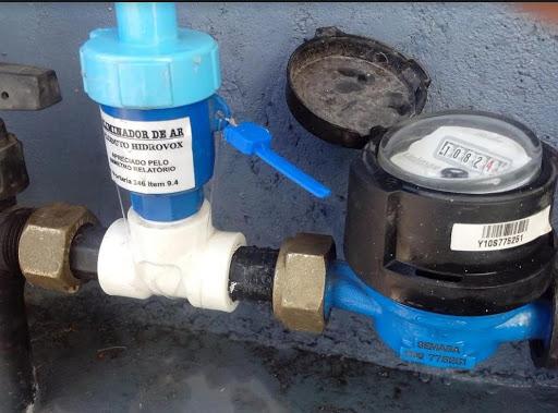 Câmara aprova projeto que obriga Sabesp a instalar eliminador de ar nos hidrômetros