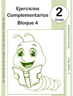 2do grado primaria - material educativo - bloque 4