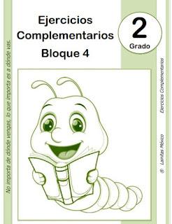 2do grado primaria - material educativo - bloque 4