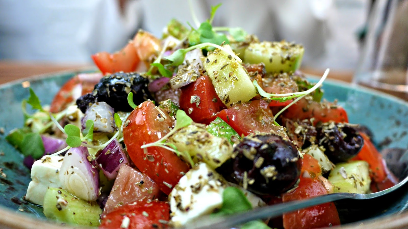 Mazi Notting Hill Greek Salad