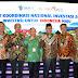 Plt Bupati Muara Enim H Juarsah Hadiri Rakornas Investasi Tahun 2020 di Jakarta
