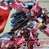 "Custom Build: MG 1/100 Buster Gundam ""Nurkse's Mobile Suit"" Red Wild"