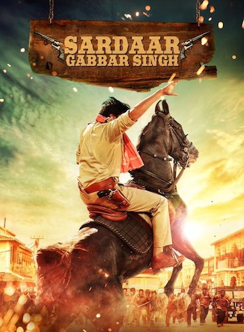 Download Sardaar Gabbar Singh 2016 Hindi Dubbed pDVDRip 700mb