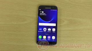 Tampilan Samsung Galaxy S7 HDC lite