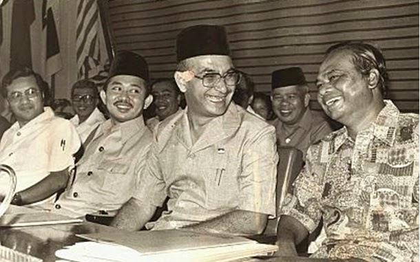 Sejarah Malaysia Tun Hussein bin Dato Onn