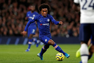Willian holds his Chelsea future in his own hands: Lampard