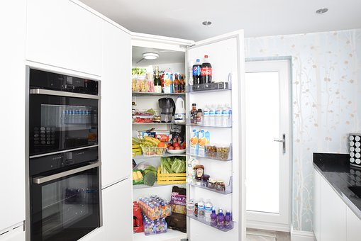 How to order the fridge to keep food well