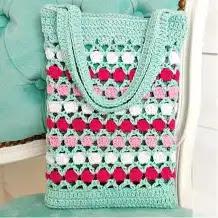 Bolso Rápido y Fácil a Crochet