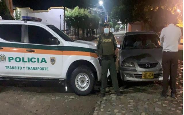 hoyennoticia.com, Lo pillan pirateando entre Bogotá y Valledupar