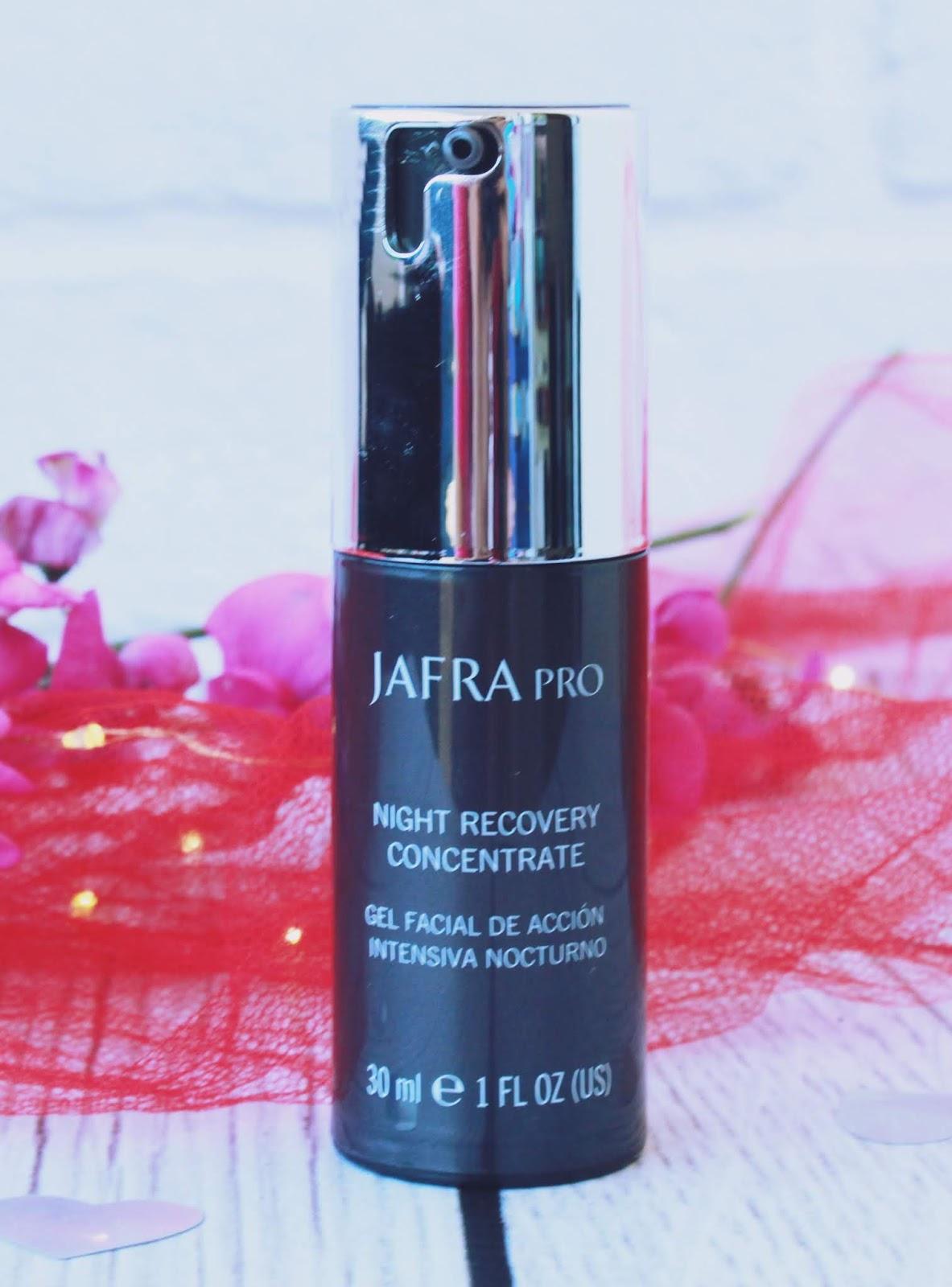 JAFRA PRO - Krem liftingujący SPF 20 & Serum Regeneracyjne