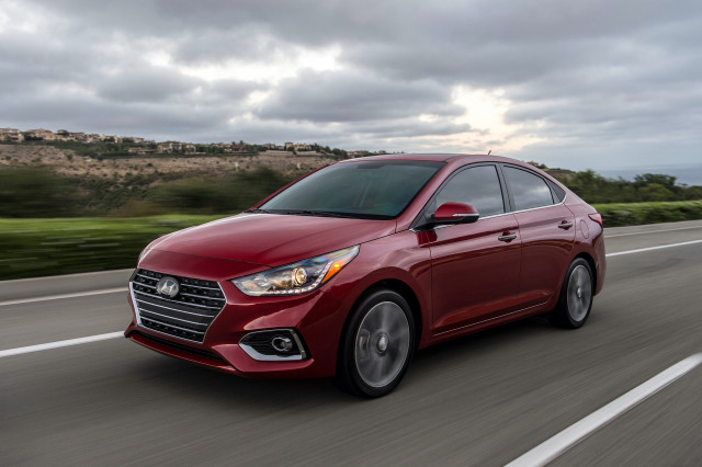 2021 Hyundai Accent Review