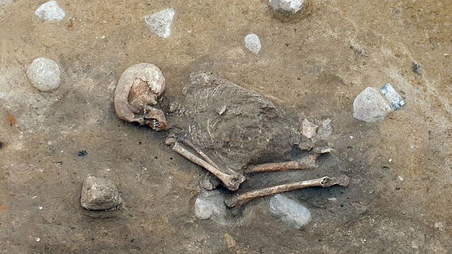 """'Lady of Bietikow' is as old as """"Otzi"""