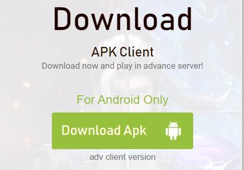 Download APK Advance Server Version 66.10 September 2020