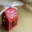 "Valentine's Day ""Love"" Favor Boxes"