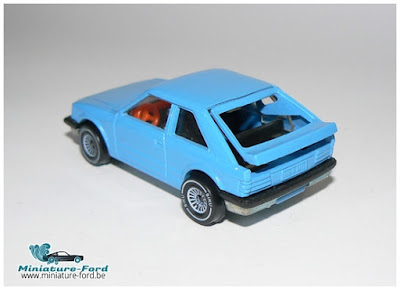 SIKU, Ford Escort GL