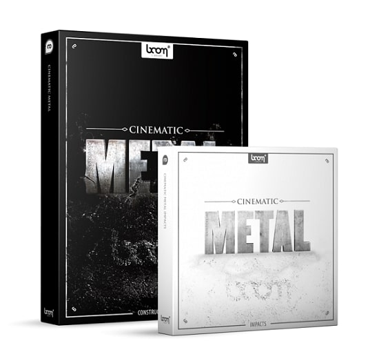Cinematic Metal Bundle[BOOM Library][WAV]