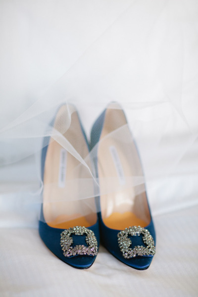 Wedding Shoes on Darling Cashmere