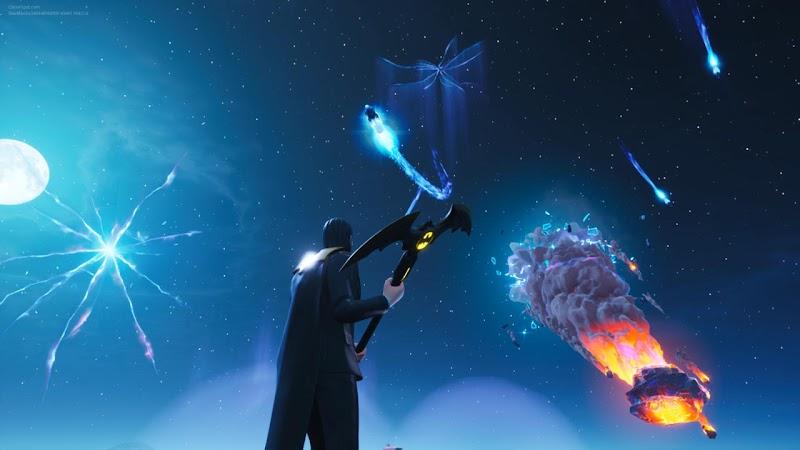 Games Fortnite Down , Para Pemain Terserap Ke Dalam BlackHole