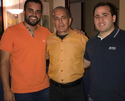 Otorgan casa por cárcel a Manuel Rosales