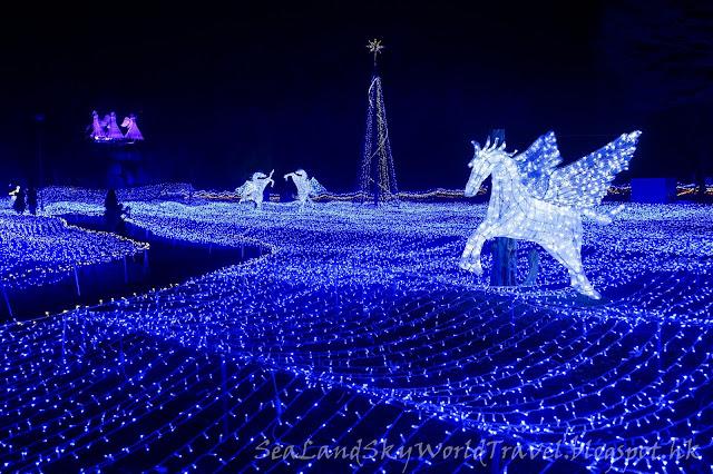 京都燈雪節 Kyoto Illumiere