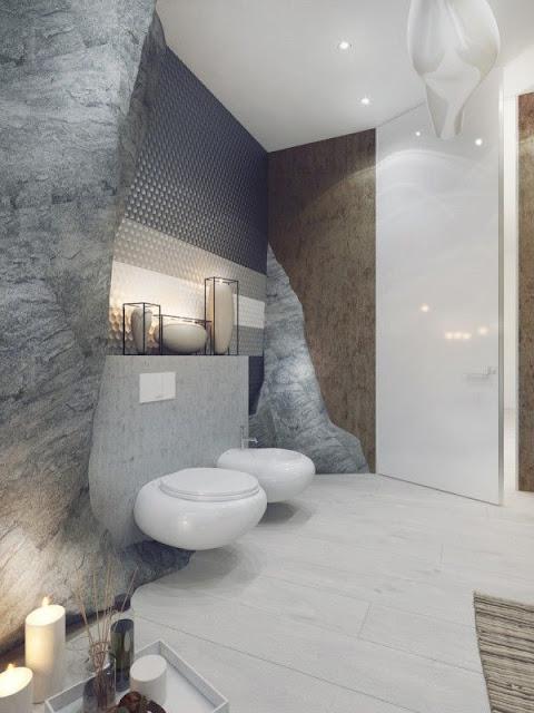 Bathroom Tiles New Design