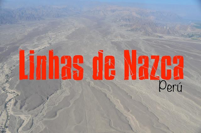Visitar as Linhas de Nazca, Peru