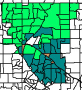 RISD election map