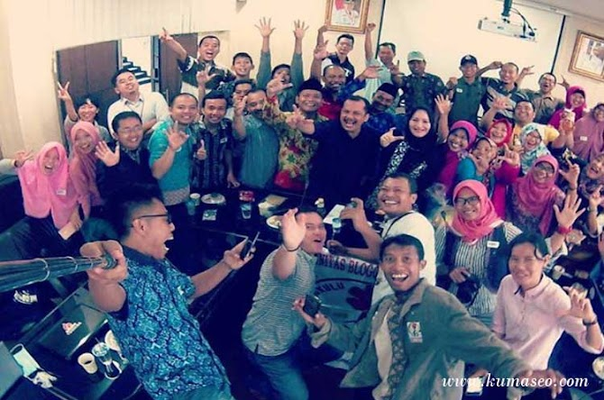 Kopdar Blogger Bengkulu April 2017 Seru dan Asyik