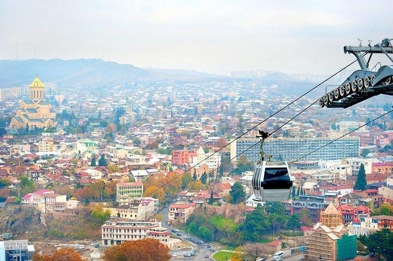 Live Videos Cars Tbilisi Georgia: Mtskheta-Tbilisi Tour. Тур Мцхета