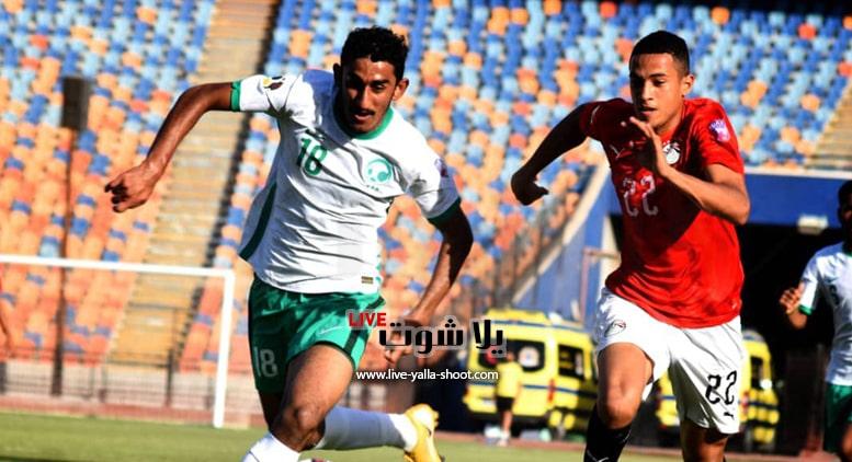 مصر والسعوديه