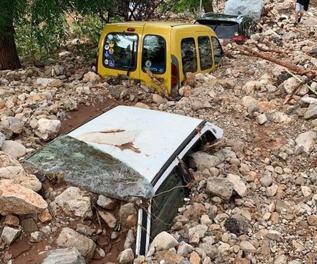 Ιανός: Από 600€ έως 6.000€ οι αποζημιώσεις για τους πληγέντες