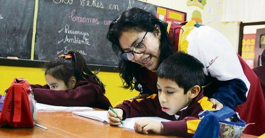 Todas las maestras de Tacna aprobaron la temida Evaluación del Desempeño Docente del MINEDU