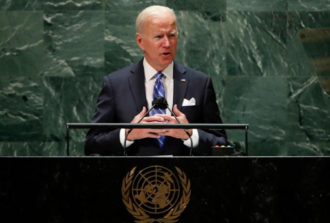 """Biden nel suo primo intervento all'Onu: """"Inizia una nuova era di diplomazia e pace"""""""